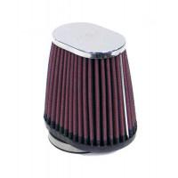 Фильтр нулевого сопротивления универсальный K&N RC-2900 Chrome Filter