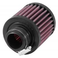 Фильтр нулевого сопротивления универсальный K&N RU-0060 Rubber Filter