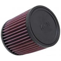 Фильтр нулевого сопротивления универсальный K&N RU-0910 Rubber Filter