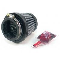 Фильтр нулевого сопротивления универсальный K&N RU-2690 Rubber Filter; посадочный d=44 mm