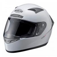 Шлем закрытый SPARCO Club X-1 белый, размер S, 0033191S