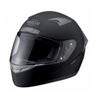 Шлем закрытый SPARCO Club X-1 черный, размер M, 003319N2M