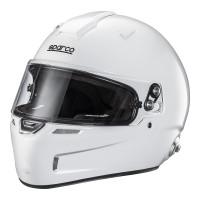 Шлем закрытый SPARCO SKY RF-5W белый, размер XL, FIA 8859-2015, HANS, 0033455XL,