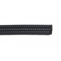 Армированный шланг AN-06/D-06, T60 серия, тефлон (PTFE) BlackRock Lab T606BK черный