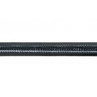 Армированный шланг AN-08/D-08, T60 серия, тефлон (PTFE), BlackRock Lab T608NYBK черный