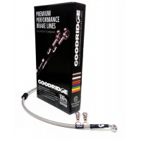 Армированные тормозные шланги GoodridgeTAA0300-4PCF (4 шт.) Honda Integra '94>
