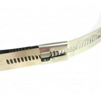 "Хомуты усиленные для трубы до 105 мм (4,2"") 12 мм*35 см, нерж. сталь, 6шт. Thermal Division TDCL226W"