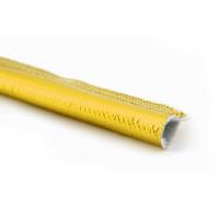 Термоизоляция шлангов и проводов 12mm цена за 1м, GOLD reflective, Thermal Division TDWG121