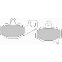 Ferodo FDB2012ST Тормозные колодки дисковые MOTO, блистер 2 шт