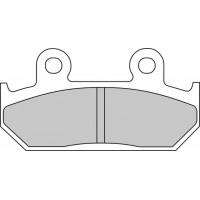 Ferodo FDB2113P Тормозные колодки дисковые MOTO, блистер 2 шт