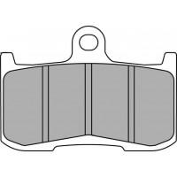 Ferodo FDB2158ST Тормозные колодки дисковые MOTO, блистер 2 шт