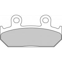 Ferodo FDB462P Тормозные колодки дисковые MOTO, блистер 2 шт