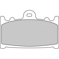 Ferodo FDB574P Тормозные колодки дисковые MOTO, блистер 2 шт