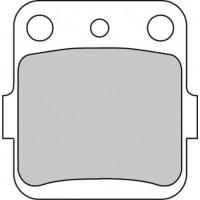 Ferodo FDB381SG Тормозные колодки дисковые MOTO, блистер 2 шт
