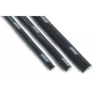 Термоизоляция для шлангов, диаметр 1,2сm / цена за 1м, силикон Fire Sleeve DEI 010472B25