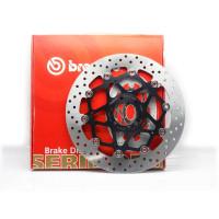 78B40870 Тормозной диск Brembo (FMD0111)