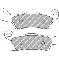 Ferodo FDB2273SG Тормозные колодки дисковые MOTO, блистер 2 шт