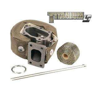 Термоизоляция для турбины Titanium. комплект T-25/T-28 DEI 010149