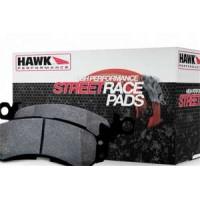 Колодки тормозные HB111R.610 HAWK Street Race