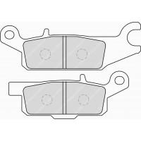 Ferodo FDB2233SG Тормозные колодки дисковые MOTO, блистер 2 шт
