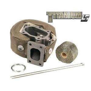Термоизоляция для турбины Titanium. комплект T-4 DEI 010145