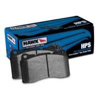 Колодки тормозные HB109F.710 HAWK HPS (БЕЗ УШКА) PROMA 6 порш. TM 6.355 / ALCON TA-6, XR-6/AP RACING