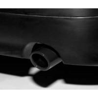 Краска для насадки глушителя FOLIATEC черная 2125